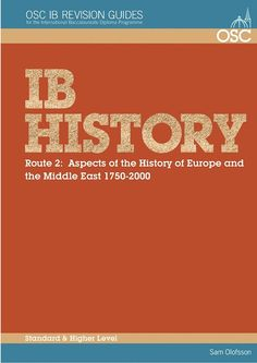 History of Europe essay topic?