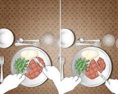Resultado de imagem para boas maneiras a mesa