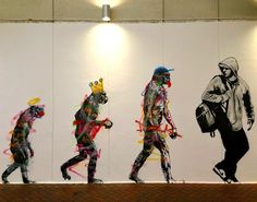 by Dolk in Tokyo, Japan Street Art - Raccolte - Google+
