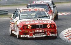 BMW M3 racer