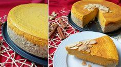 Kto by nemiloval cheesecake? Obohatený o kombináciu škorice a tekvice je ešte neodolateľnejší.