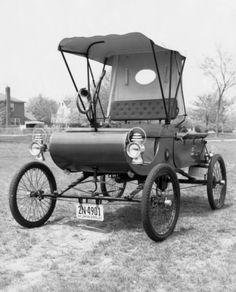 Oldsmobile 1901.