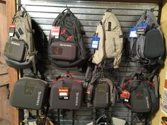 Find the right fly fishing pack for your angling needs.