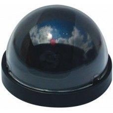 Dummy Dome Camera Looks just like the real thing! Safety at a fraction of the cost