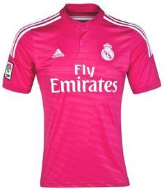 Il maillot est le Real Madrid maillot. Je vais à Santiago Bernabéu où Real Madrid jouer.