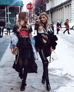 These Are The Best Street Style Looks From New York Fashion Week: February 2017... - Fall-Winter 2017 - 2018 Street Style Fashion Looks