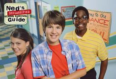 """Ned's Declassified School Survival Guide Before she was Paige, she was Jennifer """"Mose"""" Mosely #throwback"""