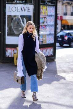 Jeans-Trends im Herbst: Für DIESE Trend-Teile musst du nicht mal Geld ausgeben!