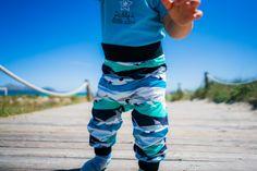 Übers Abstillen und eine Babyhose RAS am Strand - Hai Alarm auf Mallorca! - Nähfrosch  Nähen Freebook sewing Can picafort Kinder Baby SHALMIAK kostenloses Schnittmuster free pattern