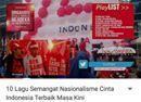 Dirgahayu Republik #Indonesia #merdeka dalam berkarya #kerjabersama https://youtu.be/pnptRUBXQcY Inilah pilihan 10 #lagu penuh semangat #nasionalisme #cinta #tanah #air #Indonesia #Terbaik #MasaKini #NKRI #agustus #17agustus #lagunasional