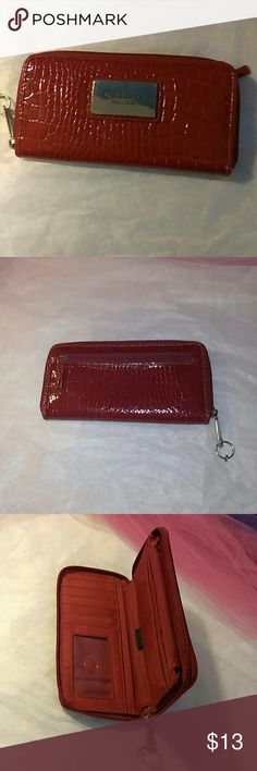 Liz Claiborne Amazing nice wallet est. 1976 Look.. Amazing wallet Liz Clairborne brand established in 1976. Very nice!!!!!! Grab while the getting is Good :-). happy Poshing to all my fellow poshers please share my closet with your followers or even products available in our grand re-opening with all different inventory. Top rated seller. Discounted prices!!! Help a girl out trying to prepare for Xmas for my little one. :-) happy holidays!! Quick shipping too!! Happy Poshing ! <3 Liz…
