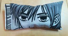 Etui à lunette Mirettes en jacquard manga cousu par Babette - Patron Sacôtin