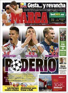 Portada Marca 16/09/2015