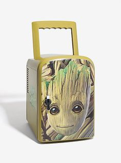 Marvel Guardians Of The Galaxy Groot Mini FridgeMarvel Guardians Of The Galaxy Groot Mini Fridge,