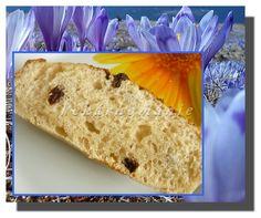 kváskový mazanec Food And Drink, Bread, Brot, Baking, Breads, Buns