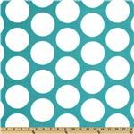 Dandie dots turquoise