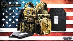 AR500 Armor® Produly Made in the USA!