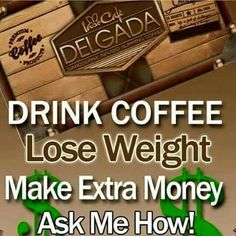 Delgada Slimming Coffee a smash hit! If you love coffee and need to drop weight go try it for yourself.  Order at my secure site: www.totallifechanges.com/3321871