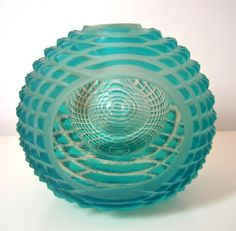 Sculptural Art Glass pieces from a number of artists