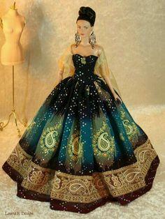 modelos e muñecas
