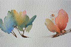 watercolour blooms debiriley.com