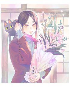 Manga Anime, Haikyuu Manga, Haikyuu Fanart, Fanarts Anime, Kenma Kozume, Kuroken, Haikyuu Characters, Anime Characters, Japanese Show