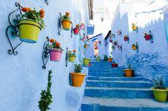 Chefchaouen, Marocco- CosmopolitanIT