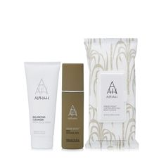 Auto delivery every 90 days for 4 drops @ TSV Price. 231889 - Alpha-H 3 Piece Head To Toe Skin Resurfacing Collection - QVC PRICE: £50.00 TSV Price: £29.98 + P&P: £4.95 This three-piece skin and bodycare collection from Alpha-H features the brand new Liquid Gold Luxe Resurfacing Body Cloths that utilise the renowned Liquid Gold skin-revitalising technology to buff away dead skin cells and smooth the feel of your skin, plus a supersize Liquid Gold and a luxurious Balancing Cleanser.