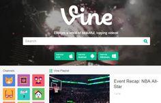 Vine introduce soporte para vídeos de 720p