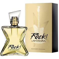 Perfume Rock by Shakira Feminino Eau de Toilette 80ml