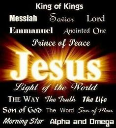 Just to know Him, Jesus Christ Son of the Living God
