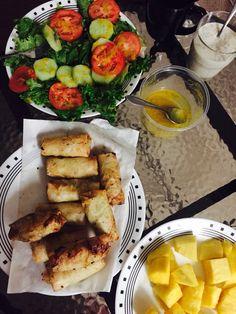 "Mali's Gluten-free ""Pancake Doughnuts"" (Maasa) Recipe — Dishmaps"