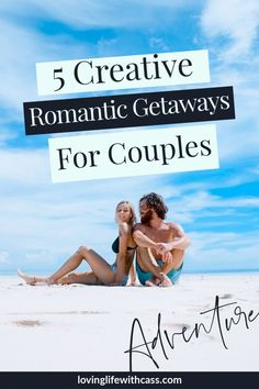 Looking for some fun, travel inspiration for couple getaways? Look no further, this travel blog has 5 creative trip ideas for the ultimate couples trips. Be inspired to explore beautiful destinations in creative ways that will have all of your friends wander lusting over your vacation goals. Whether it's your first trip as a couple, honeymoon, or anniversary, these trips for couples will be perfect for you and your partner. #coupletravel #couplegoals #travel Honeymoon Essentials, Honeymoon Spots, Romantic Honeymoon, Romantic Vacations, Romantic Getaways, Romantic Couples, Romantic Travel, Fun Travel, Travel Tips