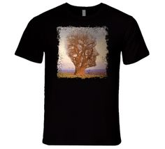 Pink Floyd Tree Of Half Life Album Cover T Shirt
