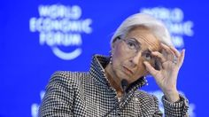 Lagarde warns UK of pain ahead as Brexit approaches - BBC News