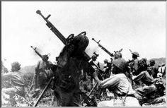 Vietminh forces during the Battle of Dien Bien Phu