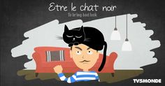 Être le chat NOIR: Être celui qui porte malheur