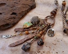 Northern New Mexico Talisman Necklace New by DesertTalismans