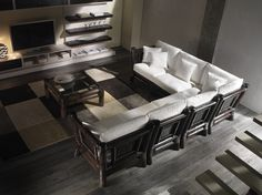 Check this out! Nice bamboo furniture!
