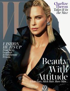 Charlize Theron est échaudage Dans 'Mad Beautiful »par Mert & Marcus pour W magazine ne peut 2015-3 sensuels Mode Editoriaux | Expositions d'art - Fashion & Lifestyle Nouvelles pour la femme d'Anne d'Carversville