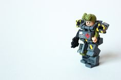 Military Trooper X79 by Devid VII http://flic.kr/p/qpDthD