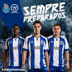 FC Porto 2014-15 Warrior Home