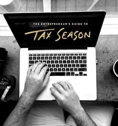 The Entrepreneur's Guide to Tax Season (via Bloglovin.com )