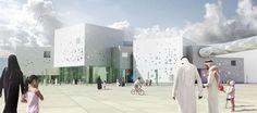 Children's Interactive Museum in Riyadh by Henning Larsen Architects