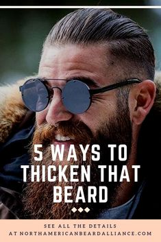 North American Beard Alliance Blogs: 5 Ways to Thicken That Beard, Naturally - Sharpen your hatchet with a river stone, then shave with said hatchet. Now, why am I telling you to do this? Because I promise you (not really though.. I don't promise sh*t)– that beard hair will grow back so think nobody will ever mistake you for a hipster again.  #razor #razorcut #beards #beard #beardgang #beardedmen #looks #stuffs #kits #review