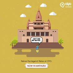 #BudgetHotel OYO Rooms now in #Mathura