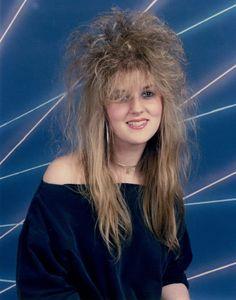 80s Big Hair, Retro Updo, Awkward Family Photos, Hair Brained, New Haircuts, Good Hair Day, Cool Hairstyles, Hairdos, Vintage Hairstyles