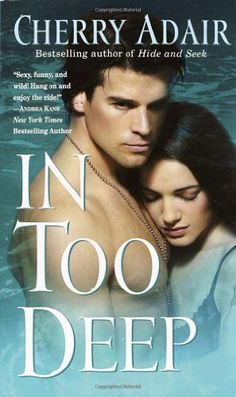 In Too Deep (The Men of T-FLAC: The Wrights, Book 4) by Cherry Adair, http://www.amazon.com/dp/0804120013/ref=cm_sw_r_pi_dp_XYfbqb1P0AN09