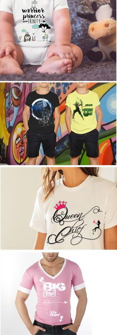 Oogappel Design Studio applies different techniques to create awesome tee's. We experiment with heat transfers, screen printing, appliqué and hand painting, depending on the project. Freelance Graphic Design, Warrior Princess, Heat Transfer, Cool Tees, Experiment, Packaging Design, Signage, Brave, Screen Printing