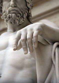 ♔ Aristaeus ~ God of gardens François Joseph Bosio ~ Musée du Louvre ~ Paris 1817